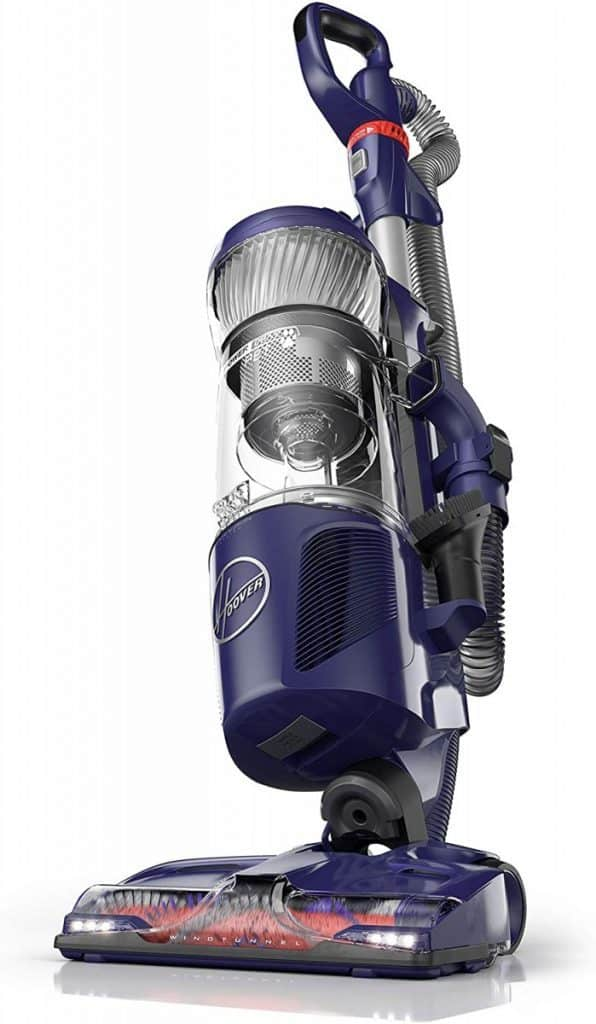 Hoover Power Drive Bagless Multi Floor Upright Vacuum